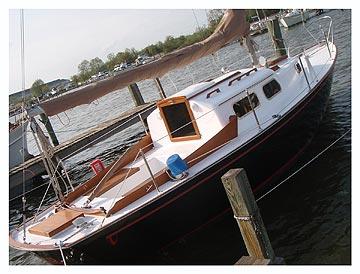 Sailboat For Sale: Tartan 27 Sailboat For Sale